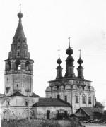 Воскресенский монастырь. Собор Воскресения Христова - Солигалич - Солигаличский район - Костромская область