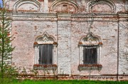 Воскресенский монастырь. Церковь Богоявления Господня - Солигалич - Солигаличский район - Костромская область