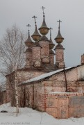 Солигалич. Воскресенский монастырь. Церковь Богоявления Господня
