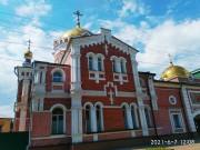 Слободской. Христорождественский монастырь. Собор Рождества Христова