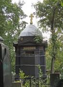 Часовня-усыпальница на Преображенском кладбище - Москва - Восточный административный округ (ВАО) - г. Москва