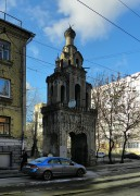 Колокольня церкви Екатерины - Москва - Центральный административный округ (ЦАО) - г. Москва