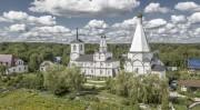 Спас. Спасо-Воротынский монастырь. Церковь Введения во храм Пресвятой Богородицы