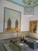Оять. Введено-Оятский женский монастырь. Часовня Сергия и Варвары преподобных