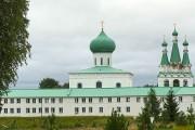 Старая Слобода. Александро-Свирский монастырь. Собор Троицы Живоначальной
