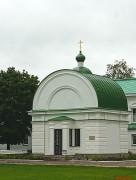 Старая Слобода. Александро-Свирский монастырь. Часовня Троицы Живоначальной