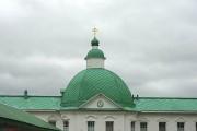 Старая Слобода. Александро-Свирский монастырь. Церковь Николая Чудотворца