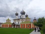 Тихвин. Тихвинский Богородице-Успенский мужской монастырь. Собор Успения Пресвятой Богородицы