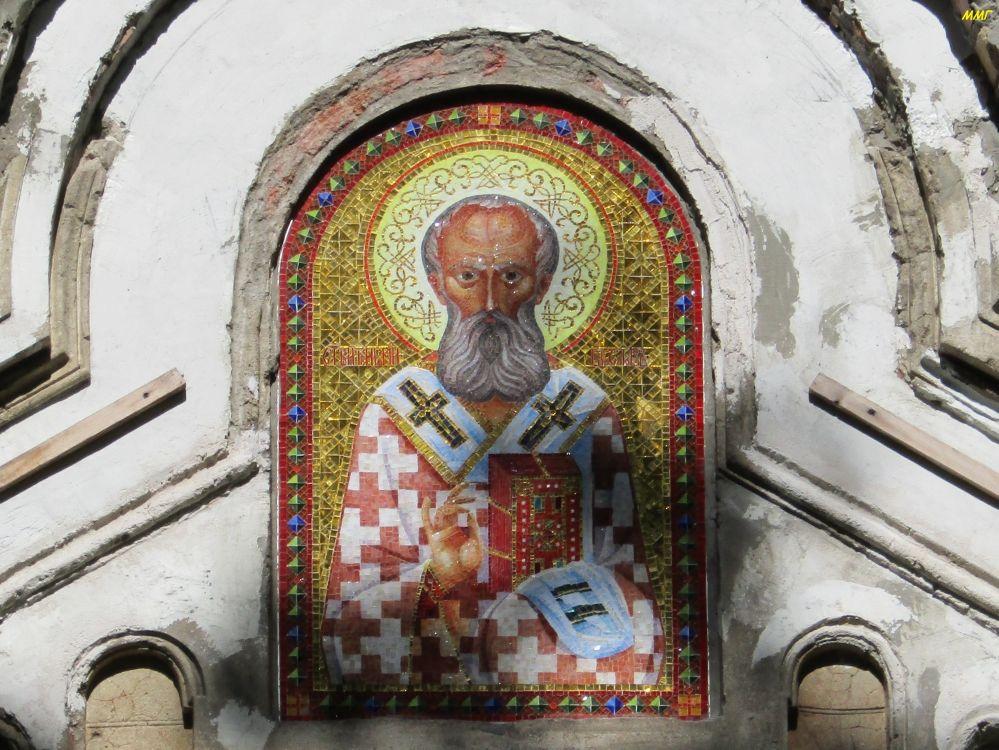 Троицкая Сергиева Приморская пустынь. Церковь Григория Богослова, Санкт-Петербург