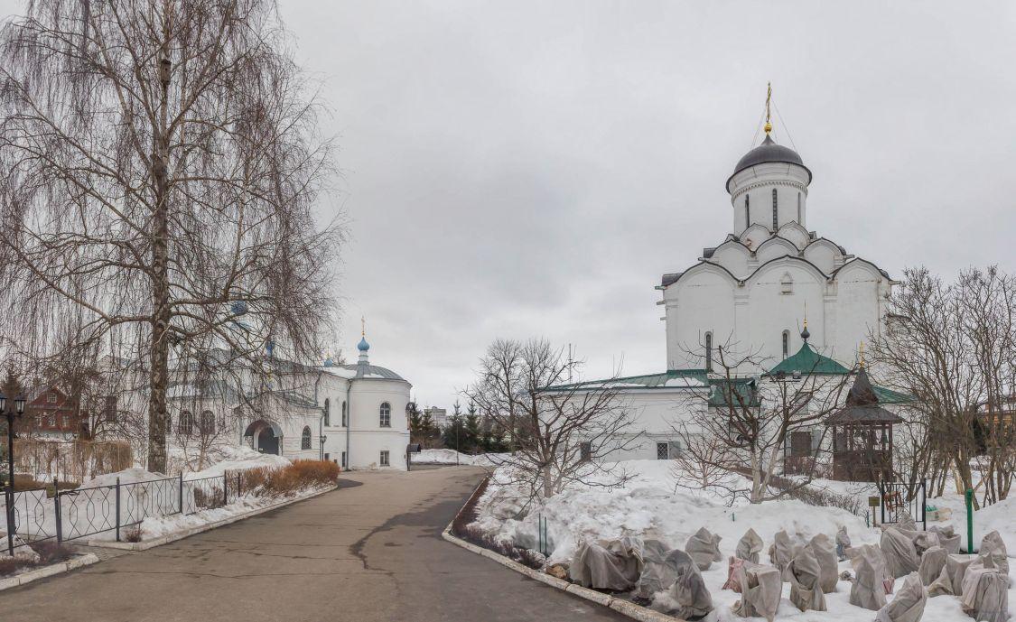 Княгинин женский монастырь, Владимир