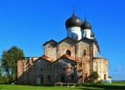 Сельцо. Троицкий Михаило-Клопский монастырь. Собор Троицы Живоначальной