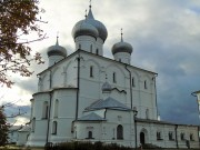 Хутынь. Варлаамо-Хутынский Спасо-Преображенский женский монастырь. Собор Спаса Преображения