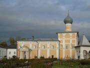 Хутынь. Варлаамо-Хутынский Спасо-Преображенский женский монастырь. Церковь Варлаама Хутынского
