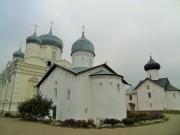 Великий Новгород. Зверин монастырь. Церковь Покрова Пресвятой Богородицы