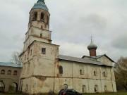 Великий Новгород. Деревяницкий монастырь. Церковь Коневской иконы Божией Матери