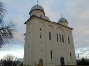 Юрьев мужской монастырь. Собор Георгия Победоносца - Юрьево - Великий Новгород, город - Новгородская область