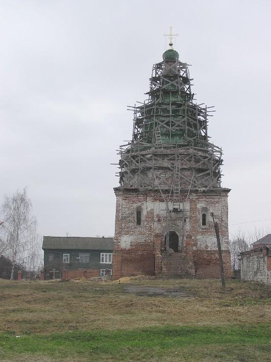 Покровский монастырь, Балахна