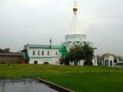 Нижегородский район. Печёрский Вознесенский монастырь. Церковь Евфимия Суздальского