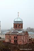 Тихвинский Керенский (мужской) монастырь. Церковь Николая Чудотворца - Вадинск - Вадинский район - Пензенская область