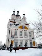 Троице-Сканов женский монастырь. Собор Троицы Живоначальной - Сканово - Наровчатский район - Пензенская область