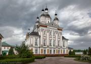 Сканово. Троице-Сканов женский монастырь. Собор Троицы Живоначальной