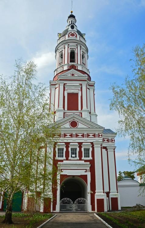 Троице-Сканов женский монастырь. Церковь Николая Чудотворца, Сканово