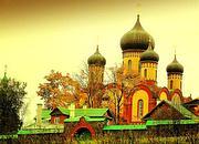 Куремяэ. Успенский Пюхтицкий женский монастырь. Собор Успения Пресвятой Богородицы