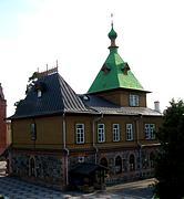 Куремяэ. Успенский Пюхтицкий женский монастырь. Церковь Симеона Богоприимца и Анны Пророчицы
