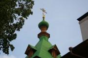 Успенский Пюхтицкий женский монастырь. Церковь Симеона Богоприимца и Анны Пророчицы - Куремяэ - Ида-Вирумаа - Эстония