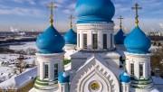 Печатники. Николо-Перервинский монастырь. Собор Иверской иконы Божией Матери