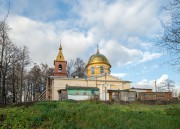Церковь Спаса Преображения - Орлино - Гатчинский район - Ленинградская область