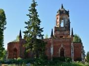 Церковь Троицы Живоначальной - Андрианово - Тосненский район - Ленинградская область