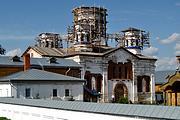 Цивильск. Тихвинский Богородицкий женский монастырь. Собор Тихвинской иконы Божией Матери