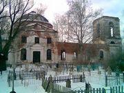 Церковь Бориса и Глеба - Золотая Грива - Вязниковский район - Владимирская область