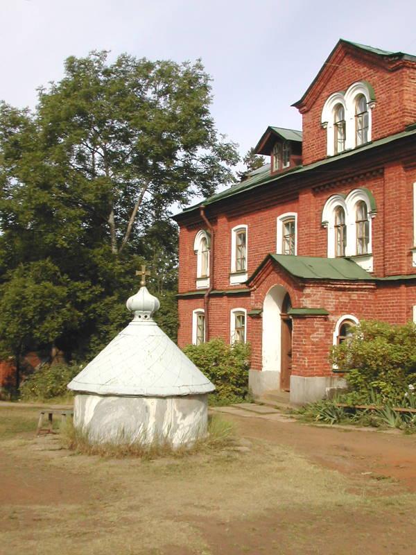 Спасо-Преображенский Валаамский монастырь. Воскресенский скит, Валаамские острова