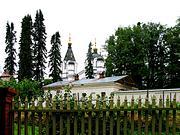 Спасо-Преображенский Валаамский монастырь. Скит Всех Святых - Валаамские острова - Сортавальский район - Республика Карелия