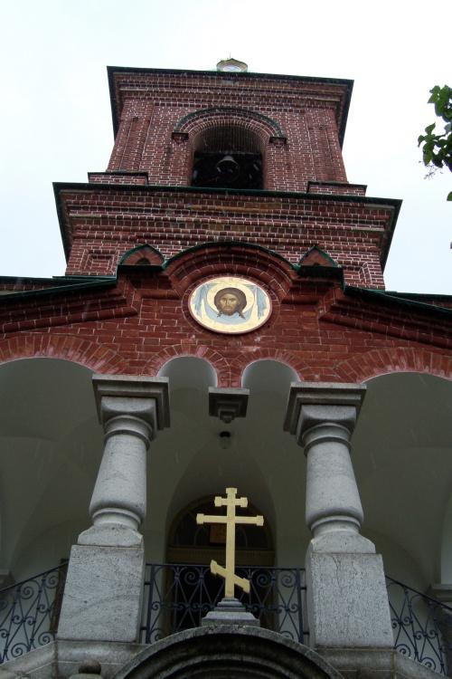 Спасо-Преображенский Валаамский монастырь. Воскресенский скит. Церковь Воскресения Христова, Валаамские острова