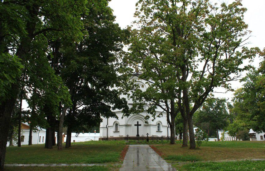 Спасо-Преображенский Валаамский монастырь. Скит Всех Святых, Валаамские острова