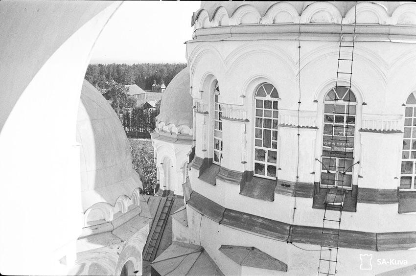 Спасо-Преображенский Валаамский монастырь. Главная усадьба. Собор Спаса Преображения, Валаамские острова