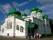 Раифа. Раифский Богородицкий монастырь. Собор Троицы Живоначальной