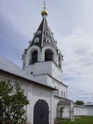Пощупово. Иоанно-Богословский монастырь. Церковь Тихвинской иконы Божией Матери и Николая Чудотворца