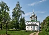 Солотча. Рождество-Богородицкий монастырь. Собор Рождества Пресвятой Богородицы