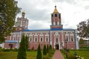 Солотча. Рождество-Богородицкий монастырь. Церковь Сошествия Святого Духа