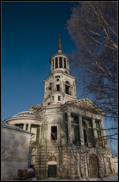 Борисоглебский монастырь. Церковь Спаса Нерукотворного Образа, Торжок