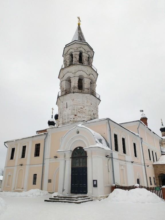 Борисоглебский монастырь. Церковь Введения во храм Пресвятой Богородицы, Торжок