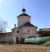 Старицкий Успенский мужской монастырь. Церковь Иоанна Богослова - Старица - Старицкий район - Тверская область