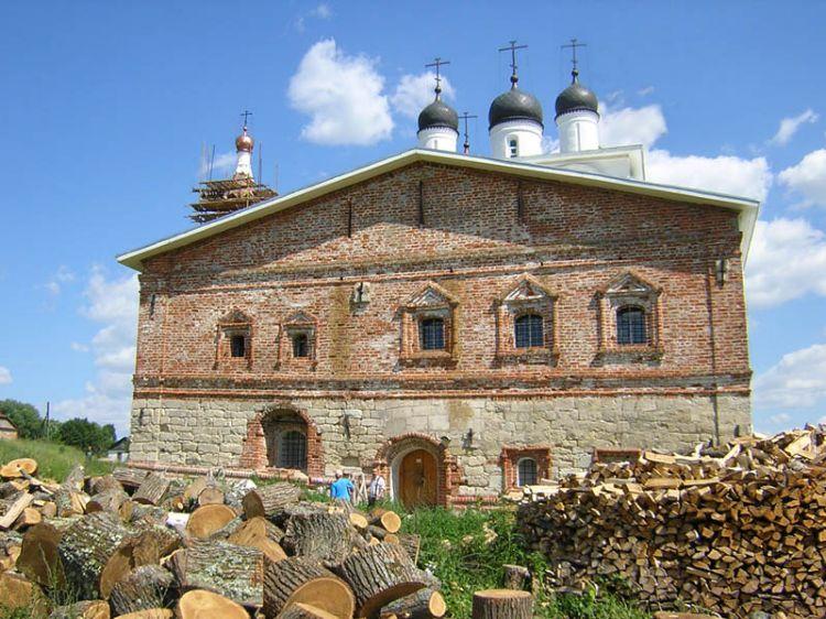 Богородице-Рождественский Анастасов монастырь. Собор Рождества Пресвятой Богородицы, Анастасово