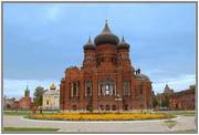Тула. Успенский монастырь. Кафедральный собор Успения Пресвятой Богородицы