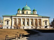 Тула. Успенский монастырь. Церковь Спаса Преображения