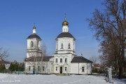 Тула (Горелки). Богородице-Рождественский монастырь. Церковь Рождества Пресвятой Богородицы